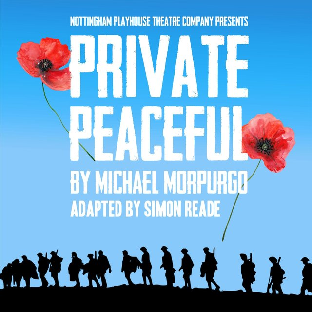 Private Peaceful is to be staged next year at Nottingham Playhouse