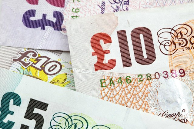 The National Living Wage has risen by 2.2 per cent to £8.91 this year