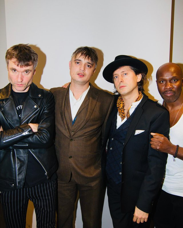 The Libertines (Photo credit: Roger Sargent)