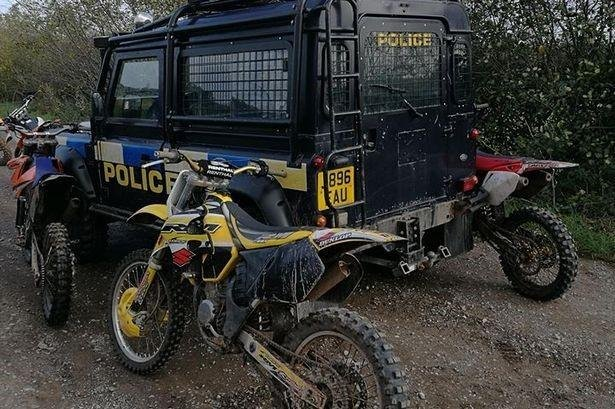 Police have launched a new bespoke operation to tackle off road biking
