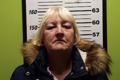 Lena Hallam falsely accused her ex-husband of rape.