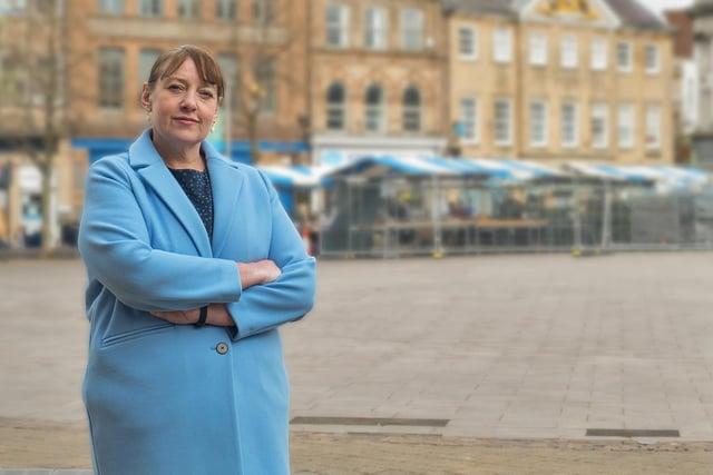 Caroline Henry, Police and Crime Commissioner for Nottinghamshire