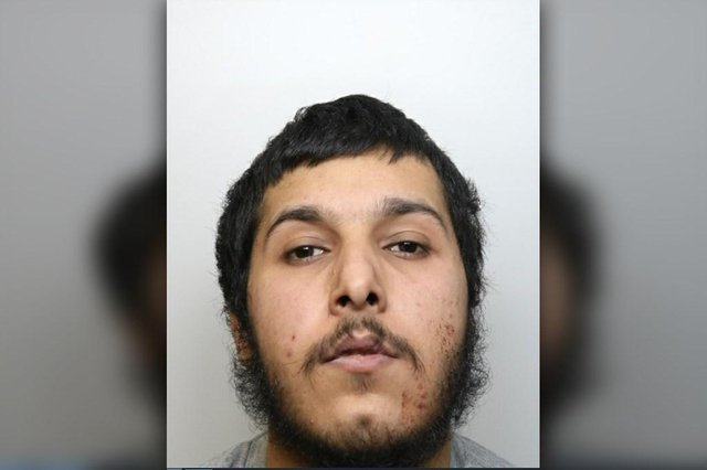 Adeel Hussain has been jailed for two years.