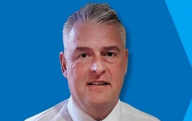 Ashfield MP Lee Anderson
