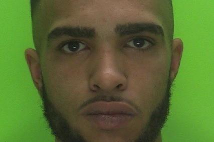 Troy Faizal Bukenya. Photo: Nottinghamshire Police.