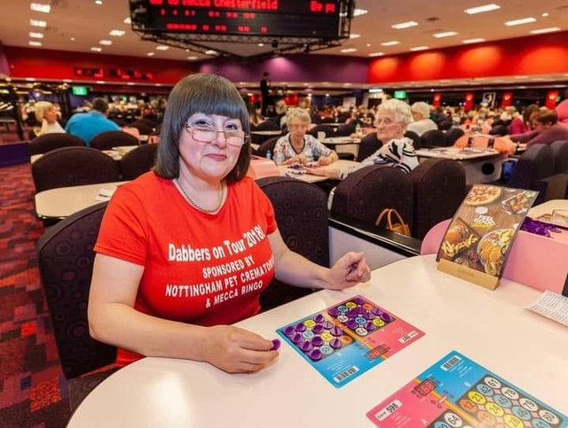 Yvette Price-Mear is taking part in a special bingo challenge to celebrate her 60th birthday.
