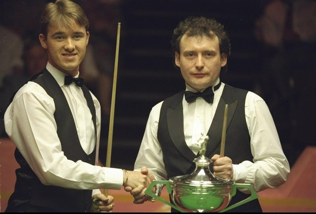 Jimmy White was unable to ever win the World Championship title. Credit: Allsport UK /Allsport