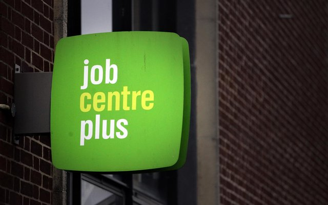 More than 15,000 fewer Derbyshire and Nottinghamshire employees are on payrolls  (Photo by Matt Cardy/Getty Images)
