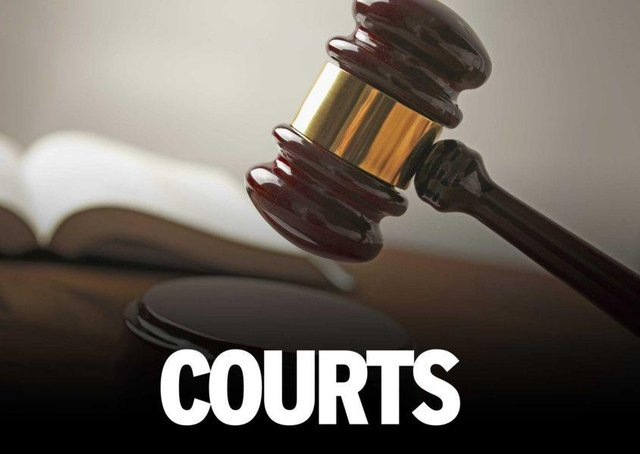 Read the latest stories from the courts.