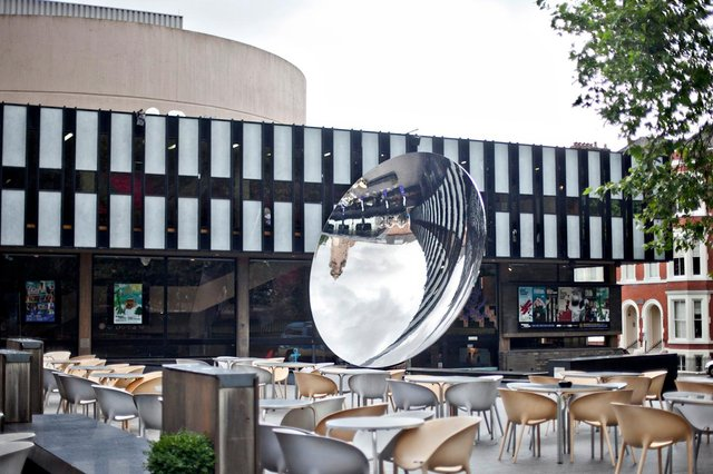 Nottingham Playhouse is one of two venues in the city hosting a production of The Tempest this summer (Photo: Firsthand Photography/Jacqueline Tinney)