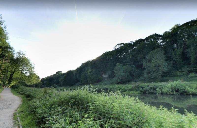 Explore the 1.6 kilometre loop trail at Creswell Crags.