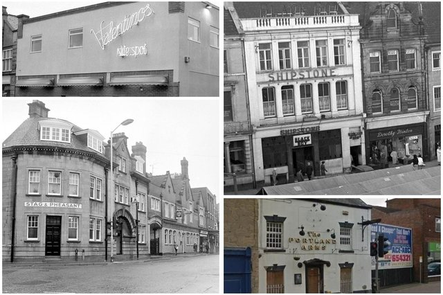 Some of the pubs we have loved and lost over the years
