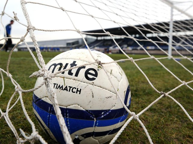 Sherwood Colliery sealed a 1-0 win over PInxton.
