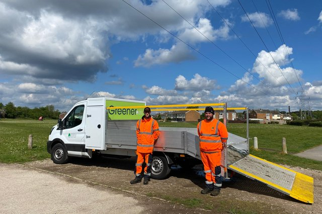 The grounds maintenance service in Newark and Sherwood has been expanded