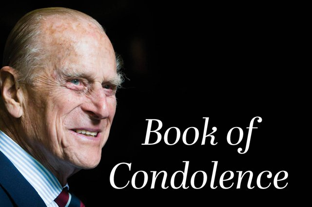You can pay tribute to Prince Philip by signing our online book of condolence