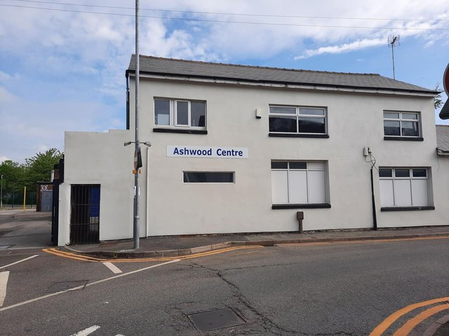 The current Ashwood Centre which is to be demolished and rebuilt
