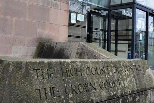 Fraser McDonald Smith appeared before Nottingham Crown Court