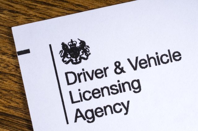 DVLA staff are staging a four-day strike