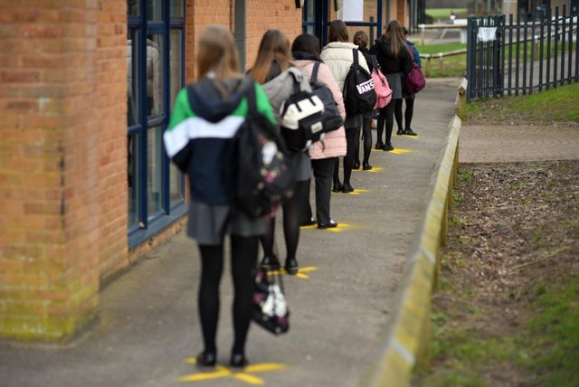 Pupils missed more than 300,000 days of face-to-face teaching in the autumn term after having to self-isolate or shield due to Covid-19 in Nottinghamshire.